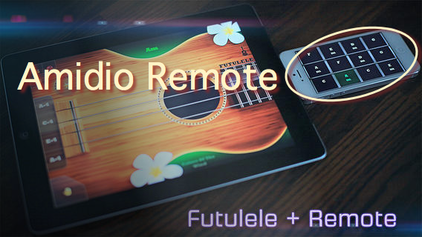 Amidio Remote On Futulele